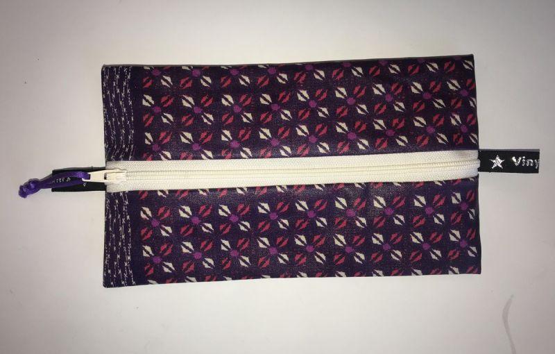 Trousse Plate Facile - Tutoriel Couture DIY
