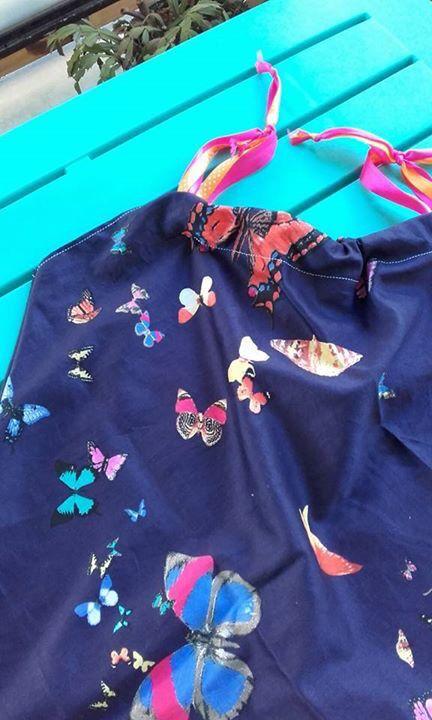Ma Robe de Plage - Tutoriel Couture DIY