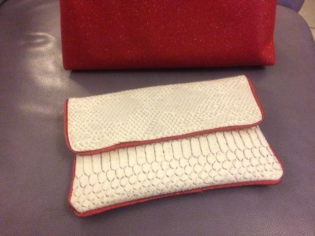 Pochette Passepoilée - Tutoriel Couture DIY