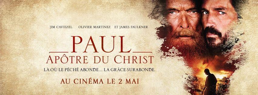 """Résultat de recherche d'images pour """"Paul Apôtre du Christ (2018)"""""""