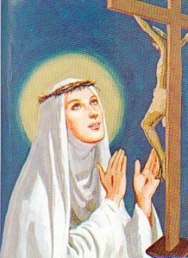 Résultats de recherche d'images pour «Sainte Catherine de Sienne»