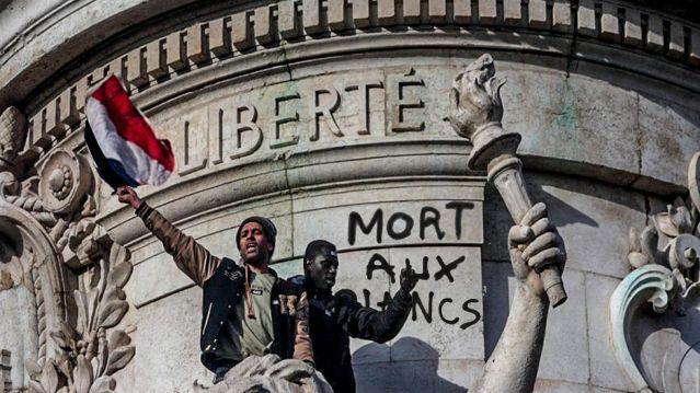 Avilissement des Blancs : l'autochtonisme ou l'effacement !
