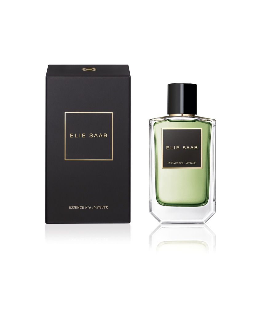 LA COLLECTION DES ESSENCES PAR ELIE SAAB