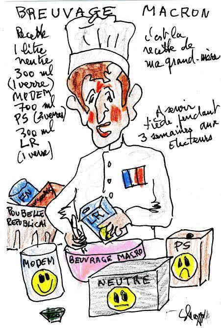 Breuvage Macron