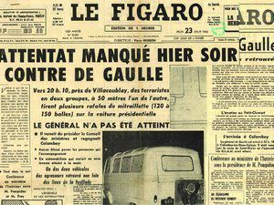Valéry Giscard d'Estaing accusé d'être une « taupe » de l'OAS dans l'attentat du Petit-Clamart contre le général de Gaulle ?
