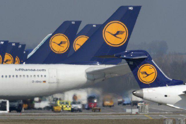 Allemagne : grève d'une semaine  à la Lufthansa