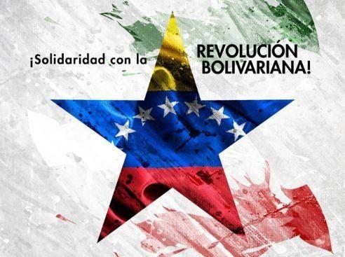 RESPECT A LA DEMOCRATIE AU VENEZUELA !