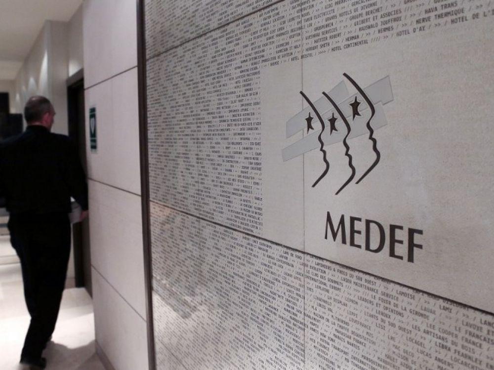 Un ancien directeur adjoint du MEDEF au ministère du Travail JACQUES DEMARTHON / AFP