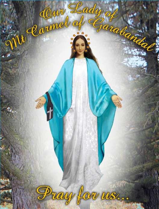 Jacarei 24 Septembre 2017 - Messages de Notre Dame et Saint Onuphre à Marcos Tadeu