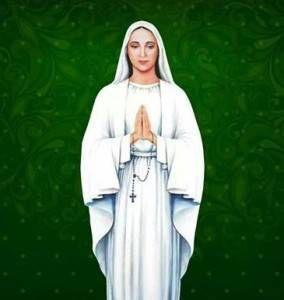 4 587 - Message de Notre Dame d'Anguera-Bahia-Pedro Regis - 26 01 2018 – En tout Dieu prime. Pliez vos genoux dans la prière ...