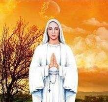 4.834 Message de Notre Dame de la Paix d'Anguera-Bahia-Pedro Regis – 30 07 2019 - … par la force de la prière … vous pourrez supporter le poids des épreuves déjà en cours …