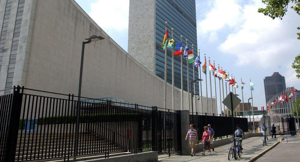 Des menaces proférées contre un diplomate russe au siège de l'Onu