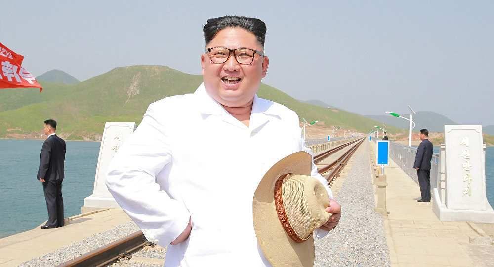Le cortège de Kim Jong-un «parade» à Singapour (vidéo)