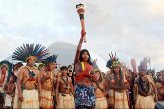 Amazonie les indiens Macuxi gardiens de la Terre intérieure… !