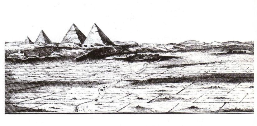 Découverte d'une mystérieuse 4ème pyramide oubliée à Gizeh…