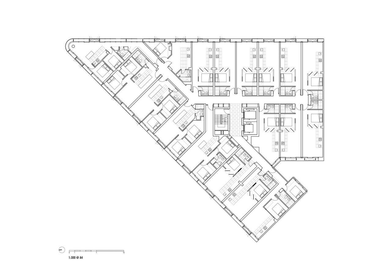 Luna Apartments By Elenberg Fraser Architects Australia