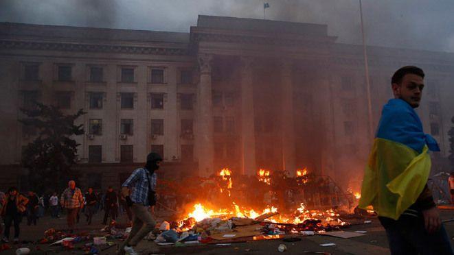 24 août 1991 : déclaration d'indépendance de l'Ukraine. « Un quart de siècle qui a tourné en tragédie. » Par Georges Kryuchkov