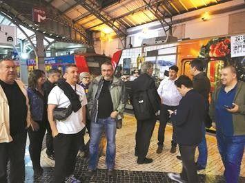 Portugal, 4 juin 2018 : la grève pour la sécurité et l'emploi a paralysé le transport ferroviaire. Contre la nouvelle étape de livraison au privé des chemins de fer.
