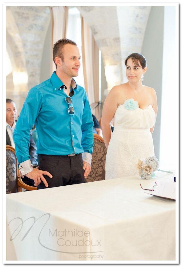 2 ans ♥ - noces de cuir - mariage civil