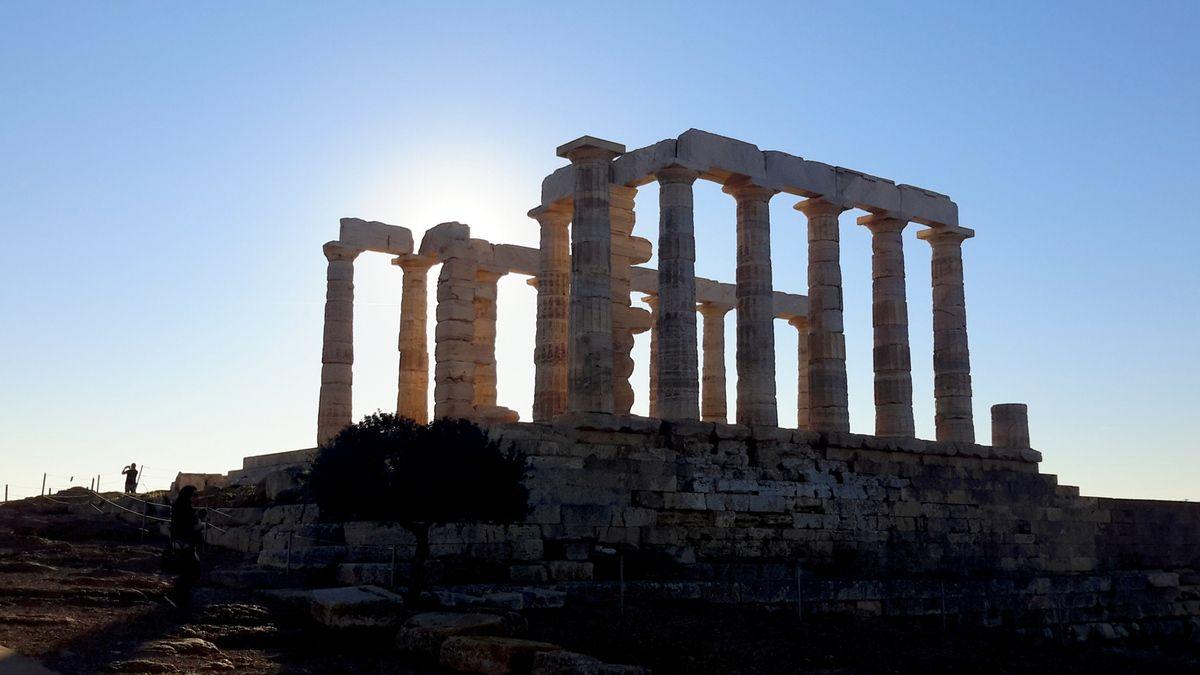 Bref séjour en Grèce (antique)
