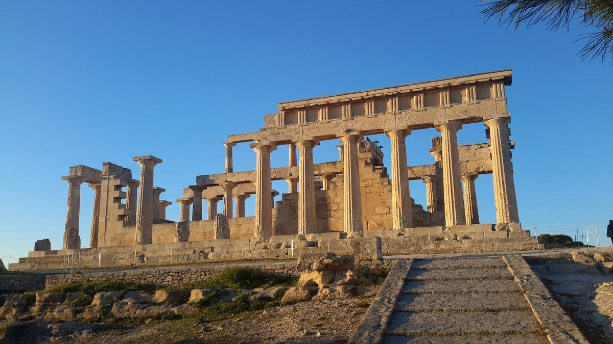 Temple d'Athena Afaia
