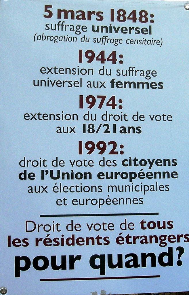 LES VALEURS DE LA RÉPUBLIQUE : TOUS ÉGAUX !?
