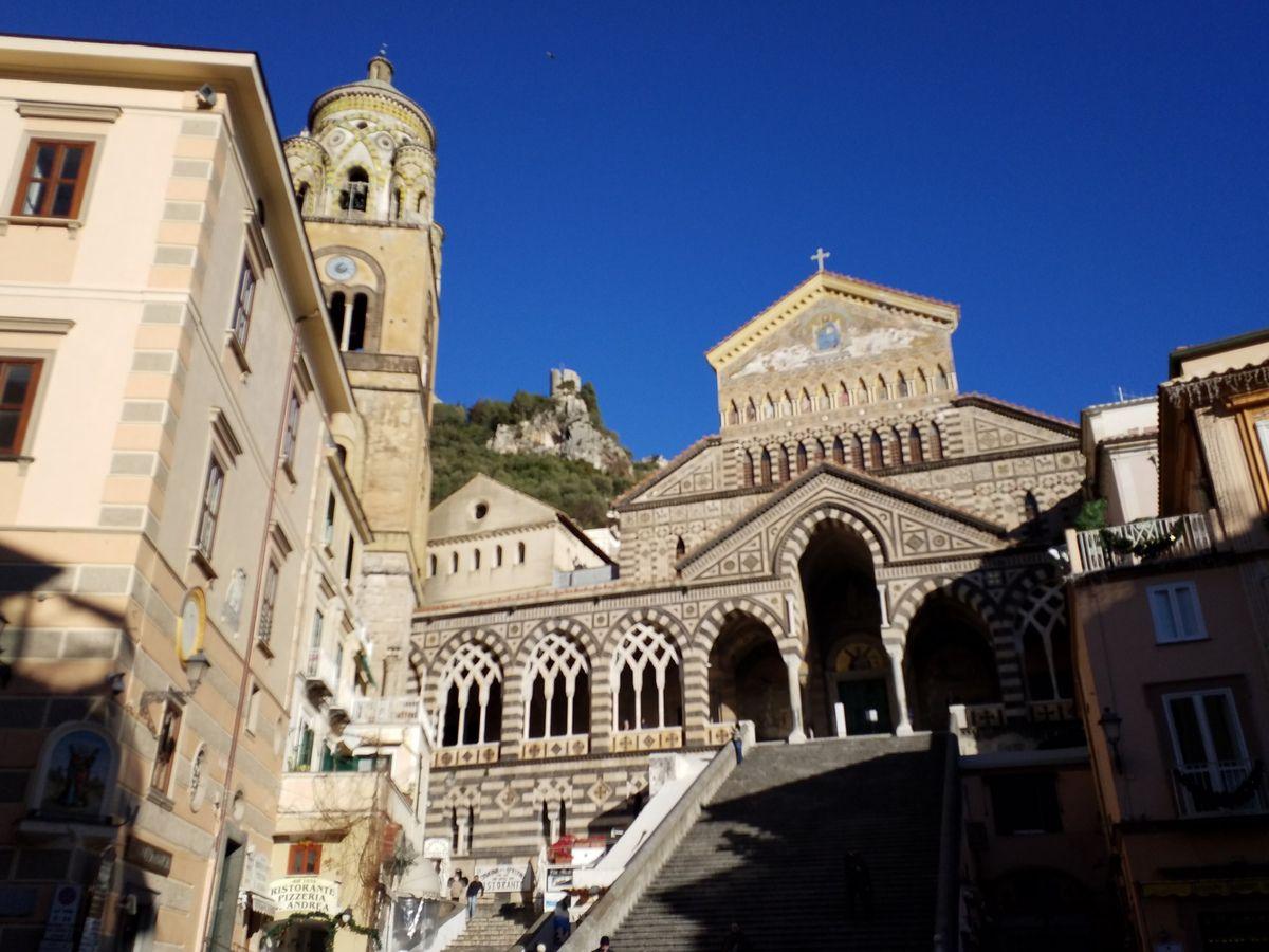 ... les environs de Naples...