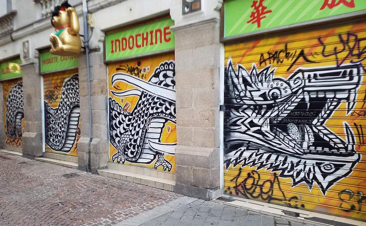 Courte balade à Nantes et environs