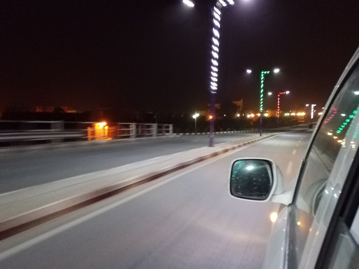 Vers l'aéroport