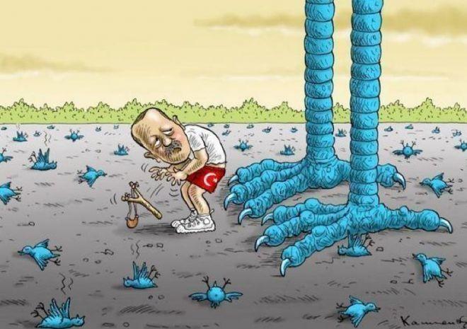 Le boomerang syrien