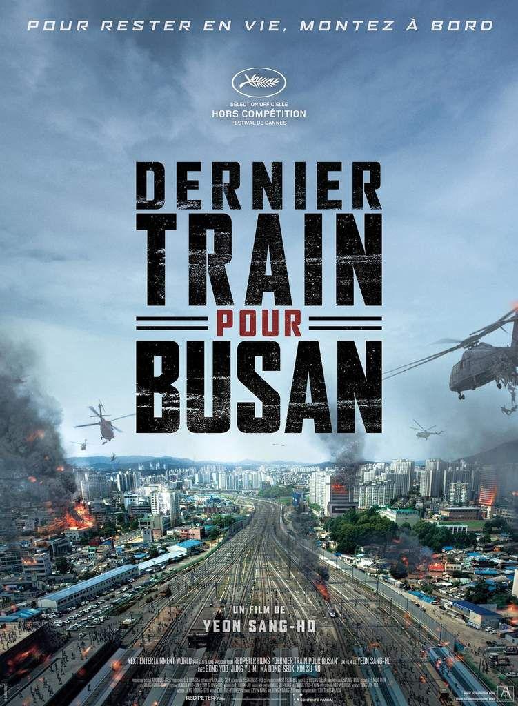 Affiche du Dernier Train pour Busan !