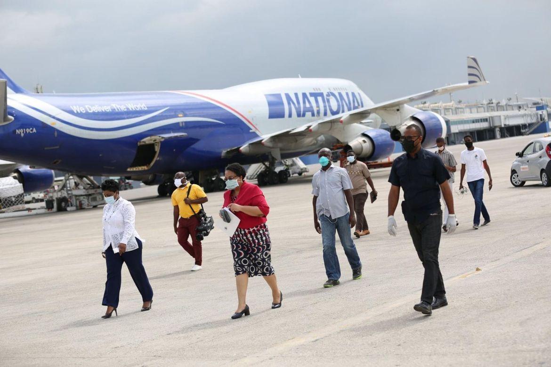 Un quart des matériels médicaux commandés en Chine livrés en Haïti, selon les autorités sanitaires