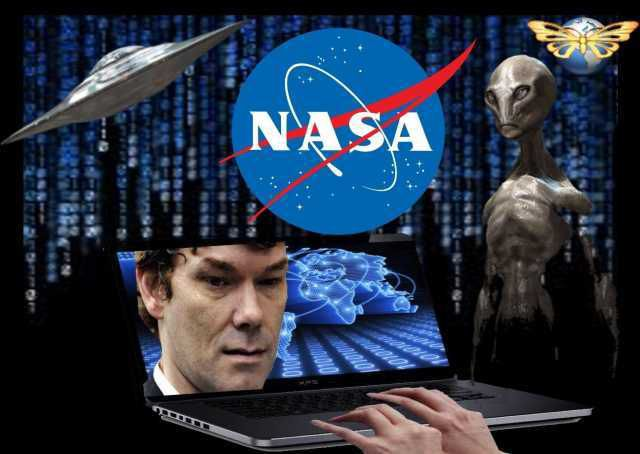 Gary McKinnon : Dossiers Secrets sur Mars à la Nasa !