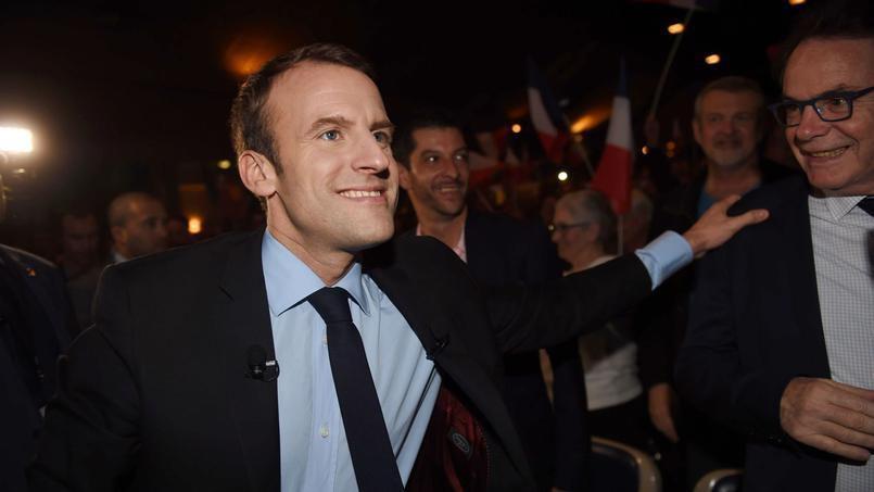 LE FIGARO - Emmanuel Macron ou l'esthétique du vide (1/2)