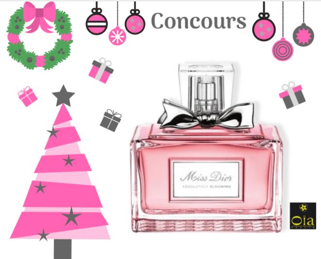 concours parfum