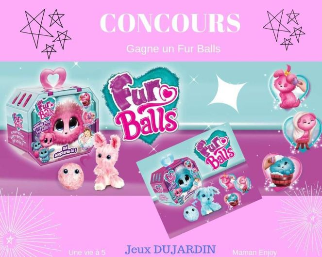 fur ball concours