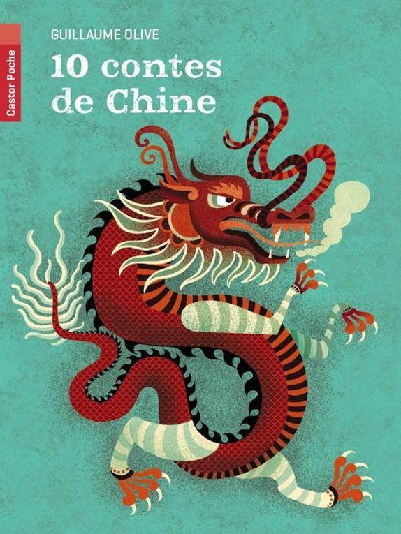 Dix contes de Chine de Guillaume Olive