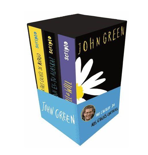 Le coffret John Green : Bon ou mauvais plan ?