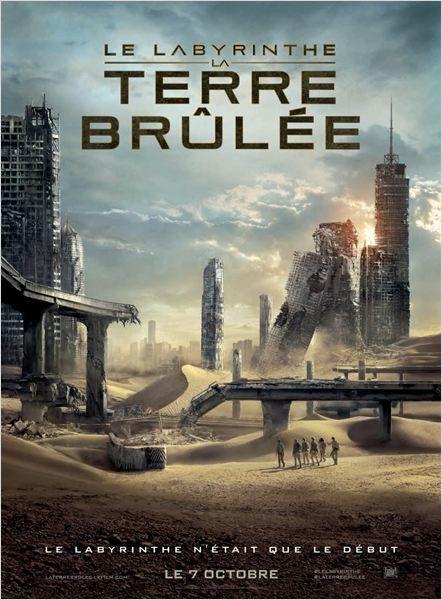 La Terre Brûlée : L'adaptation de Wes Ball !