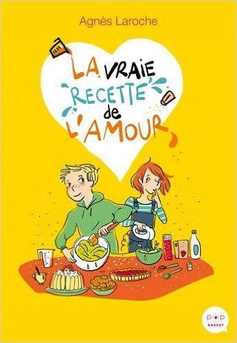 La vraie recette de l'amour d'Agnès Laroche ♪ La recette du cake d'amour ♪