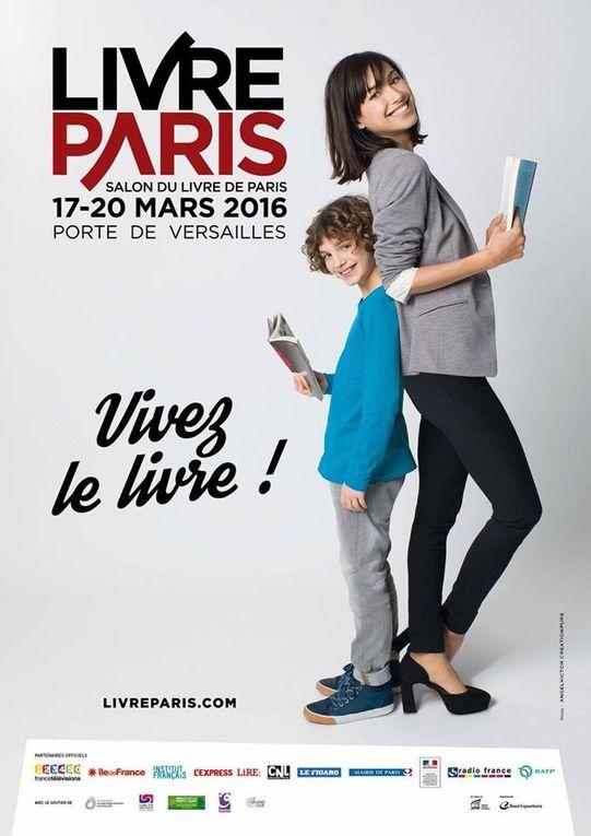 Livre Paris : La programmation jeunesse et YA !