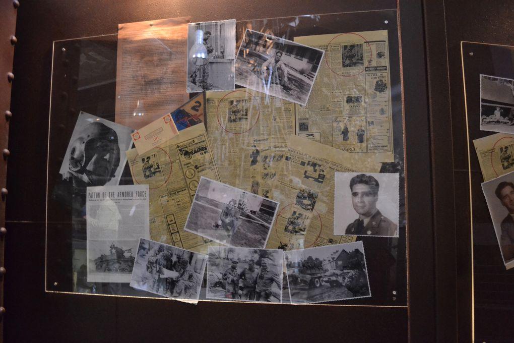 Visite du musée de Colleville à S/Mer et du cimetière américain