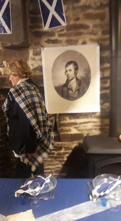 Le Mesnil-Villeman. Tradition écossaise au moulin