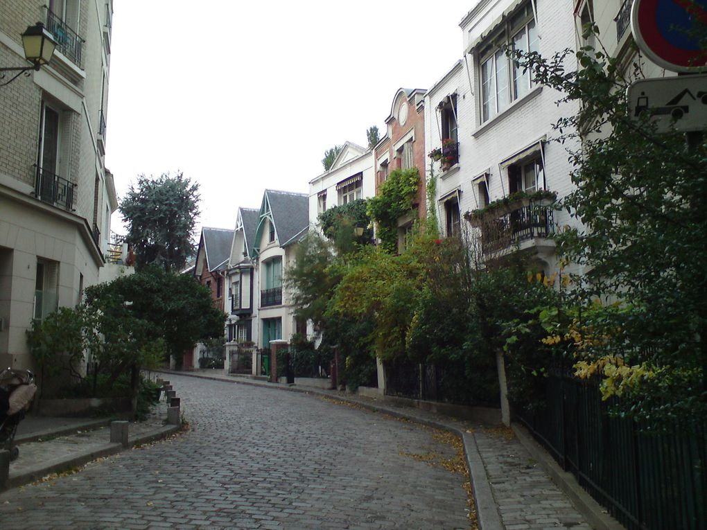 Soleil Montmartre Fin Octobre Rosalie Dans Tous Ses Tats