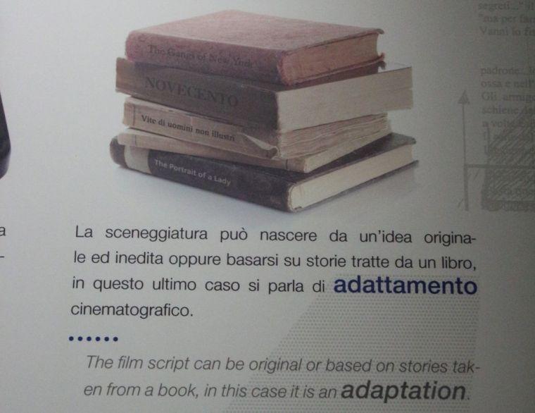 Bibliothèque des gens #13 : La Bibliothèque de Cinecittà