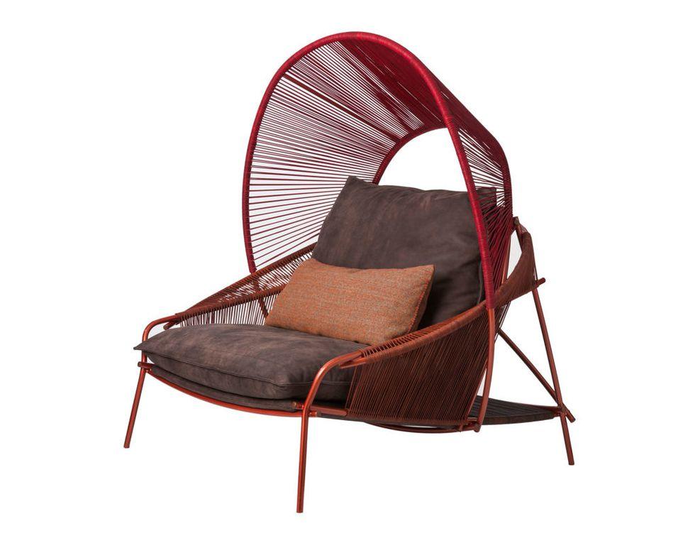 Lumière sur... le fauteuil The Traveler de Roche Bobois