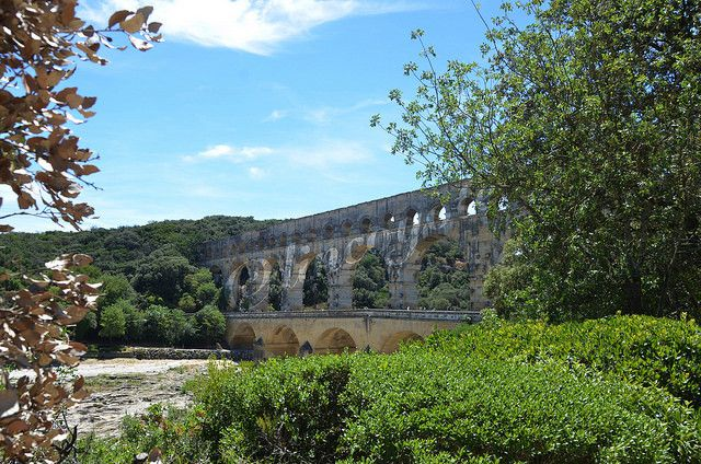 Le Pont du Gars (plus de photos dans le lien ci-dessous)