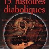 13 histoires diaboliques / Douglas E. Winter - Chroniques des mondes hallucinés