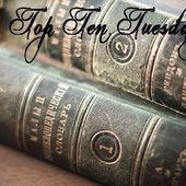 Top Ten Tuesday #21 - Chroniques des mondes hallucinés