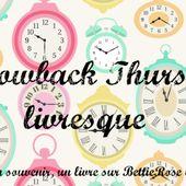 Throwback Thursday #1 - Chroniques des mondes hallucinés